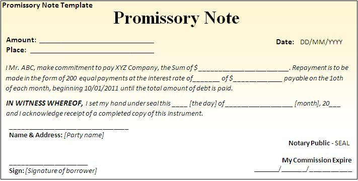 free promissory note template for personal loan - local currencies the way to beat the banksters and start